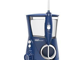 Waterpik WP 663 Water Flosser Electric Dental Countertop Professional Oral Irrigator For Teeth  Aquarius  Blue