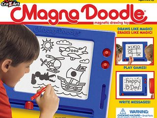 Cra Z Art Retro Magna Doodle  Magnetic Drawing Toy