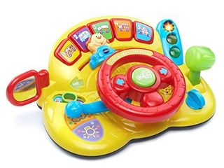 VTech Turn and learn Driver  Yellow
