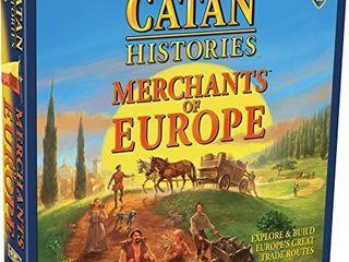 Catan Histories  Merchants of Europe