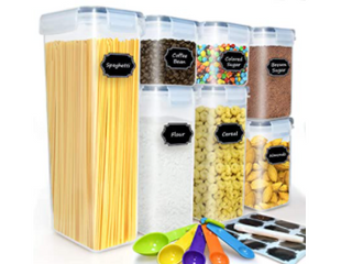 Food Storage Container Set 7 Piece Set