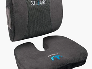 Soft And Care Back And Bottom Cushion