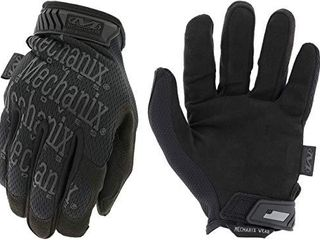 Mechanix Wear  The Original Covert Tactical Work Gloves  Medium  All Black