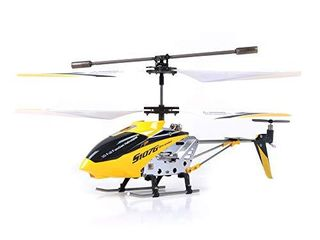 Tenergy Syma S107 S107G R C Helicopter   Yellow