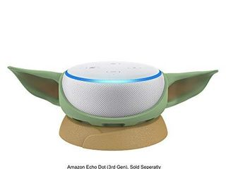 All New  Made for Amazon  featuring The Mandalorian  The Child  Stand for Amazon Echo Dot  3rd Gen