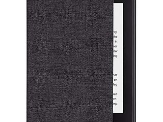 Kindle Paperwhite Water Safe Fabric Cover  10th Generation 2018  Charcoal Black