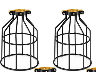 Kohree Metal Buld Guard Cage Only 4 Set