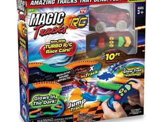 As Seen on TV Magic Tracks Radio Control Toy Vehicles