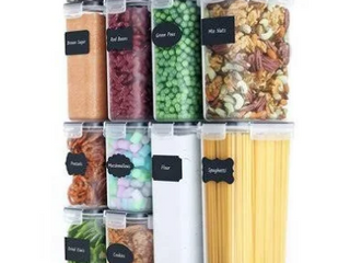 14Pc Set Food Container Storage
