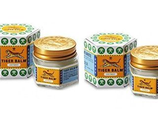 Tiger Balm White Ointment 19 4g   Pack of 3