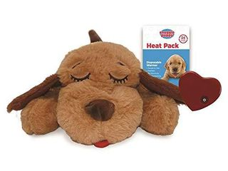 SmartPetlove Snuggle Puppy Behavioral Aid Toy  Biscuit