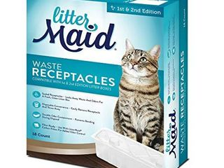 litterMaid Waste Receptacles  18Count