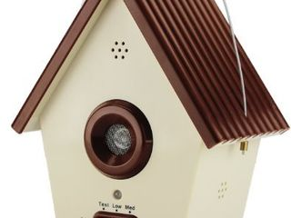 Dogtek Sonic Bird House Bark Control Outdoor Indoor   New Version