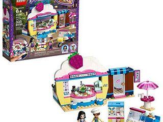 lEGO Friends Olivia s Cupcake Cafe 41366 Building Kit  335 Pieces