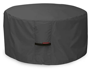 Porch Shield Firepit Table Cover Round S