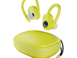 Skullcandy Push Ultra True Wireless In Ear Earbud   Electric Yellow