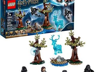 lEGO Harry Potter and The Prisoner of Azkaban Expecto Patronum 75945 Building Kit  121 Pieces