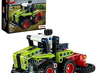 lEGO Technic Mini ClAAS XERION 42102 Toy Tractor Building Kit  New 2020  130 pieces