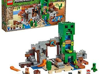 lEGO Minecraft The Creeper Mine 21155 Building Kit  834 Pieces