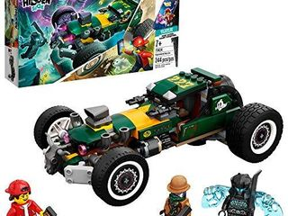 lEGO Hidden Side Supernatural Race Car 70434  Popular Augmented Reality  AR  Ghost Toy  App Driven Ghost Hunting Kit  Includes Jack  Vaughn and Shadow Walker Minifigures  New 2020  244 Pieces