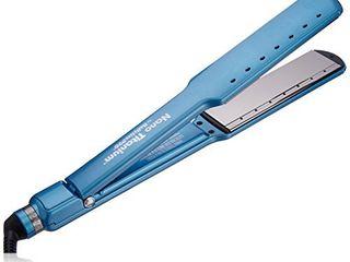 BaBylissPRO Nano Titanium 1 1 2  Wet to Dry Ultra Thin Straightening Iron