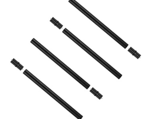 Bebrant extensions tiki torch Taller  BlACK