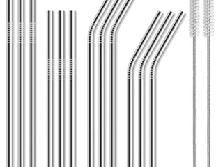 Hi Ware Stanless Steel Straws