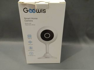 Goowis Smart Home Camera