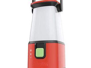 Energizer lED Camping lantern Flashlight  650 Hour Run Time  500 lumens  IPX4 Water Resistant  Battery Powered lED lantern   Use for Hurricane  Emergency light  Camping