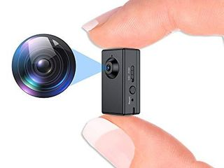 Mini Spy Camera FUVISION Micro Camera with Motion Detect 1080P Full HD Hidden Camera with 1 5 Hours Battery life Hidden Security Camera with loop Recording Perfect for Home and Office