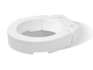 Hinged Toilet Seat Riser