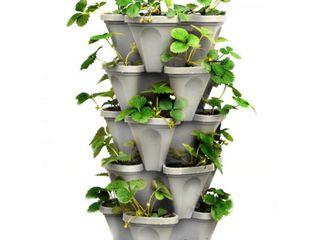Mr Stacky 5 Tier Herb Garden Planter