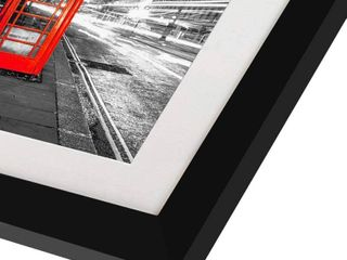 11x14 Black Wood Poster Frame