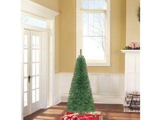 Unlit 6ft Wesley Pine Artificial Tree