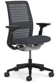 Steel Case Chair