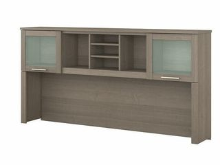Copper Grove Shumen 72 inch Hutch for l shaped Desk HUTCH ONlY Retail 296 49