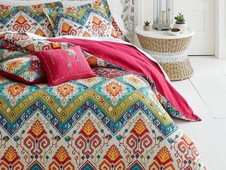 Azalea Skye Moroccan Nights Duvet Cover Set Full Queen  Retail  32 14