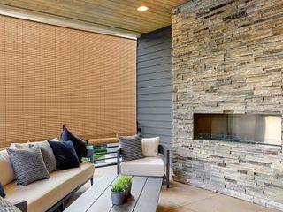 Radiance 72 inch length Woodgrain Outdoor PVC Shade  Retail 56 92
