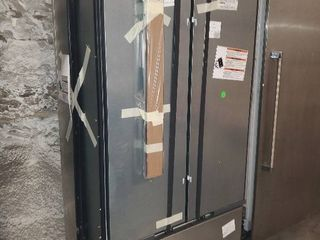 JennAir JF36NXFXDE 36 Inch Panel Ready Built In French Door Refrigerator
