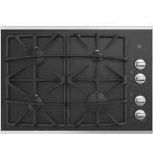 GEr 30  Built In Gas on Glass Cooktop JGP5530Sl1SS
