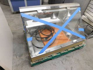 Alto Shaam Glass Display Counter Top