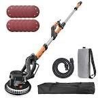 Drywall Sander  TACKlIFE Wall Sander With Sanding Accessories  Ideal For Home DIY And Decoration