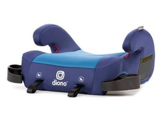 Diono Solana 2 latch Backless Booster Car Seat   Blue