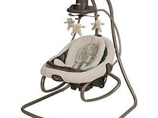 Graco DuetSoothe Swing and Rocker   Sapphire