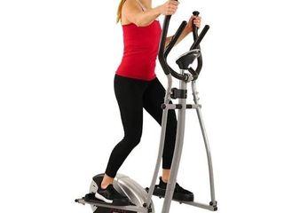 Sunny Health   Fitness Sf e905 Magnetic Elliptical Bike