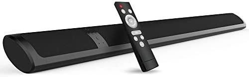 Sound Bars for TV  Meidong KY3000B Sound Bar Bluetooth Surround Sound System for TV  Soundbar Wired   Wireless 36 Inch TV Sound Bar with HDMI Optical RCA AUX Coax Connection  Remote Control