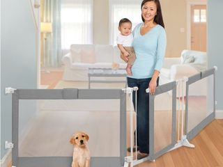 Summer Infant Extra Wide Baby Gate   Playard  65 86  or 96 141