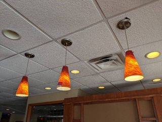 3  Pendant lights
