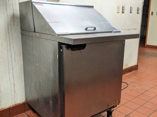 Beverage Air Refrigerated Prep Table SPE27 12M