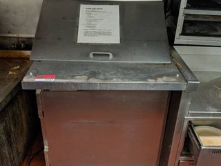 Beverage Air Refrigerated Prep Table SP27 12M
